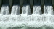 Stock Video Footage of Hydro Power Dam 5