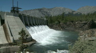 Stock Video Footage of Hydro Power Dam 8