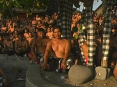 Balinese clap Stock Footage