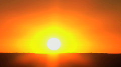 Hopi Point Sunset at Grand Canyon National Park in Arizona Stock Footage