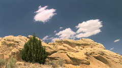 Grand Staircase Escalante National Monument, Utah - Time Lapse - stock footage