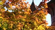 Scheuermann Villa, Herrsching, Bavaria, Germany Stock Footage