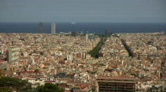 Barcelona, Catalonia, Spain Stock Footage