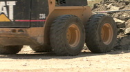 Stock Video Footage of Small Front Loader