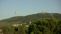 Barcelona, Catalonia, Spain Stock Footage