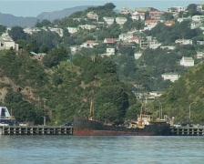 king kong boat - stock footage