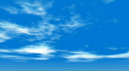 Stock Video Footage of db clouds 05 hd720