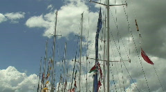 Clipper's in Liverpool. July 6th 2008 Stock Footage