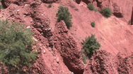 Devils Kitchen close pan M HD Stock Footage