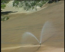 Stock Video Footage of Irrigation system