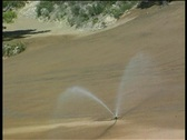 Irrigation system Stock Footage