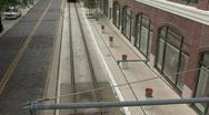 Ybor Trolley Stock Footage