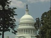 U.S. Capitol Stock Footage
