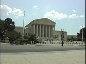 Supreme Court Stock Footage