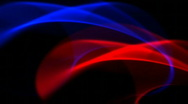 Stock Video Footage of Political colored red and blue motion background