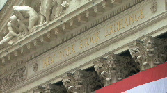 Wall Street HD Stock Footage