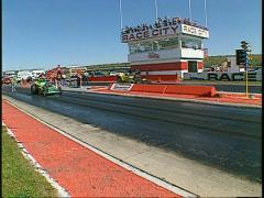 Stock Video Footage of motorsports, drag racing, top fuel altered race