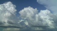 HD Cumulus 23 Stock Footage