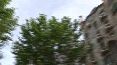 Casa Batllo front facade Stock Footage