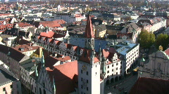 Germany Munich Toy museum Stock Footage