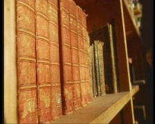 Books Stock Footage