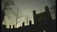 Stock Video Footage of cambridge university