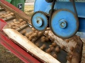 Potatoes Switching Farming Equipment Agriculture Stock Footage