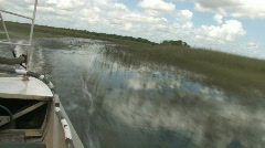The Everglades in Florida - stock footage