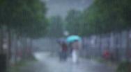 Rainy Day Stock Footage