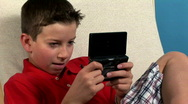 Stock Video Footage of kid game