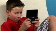 Kid game Stock Footage