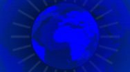 Db earth 10 HD1080 Stock Footage