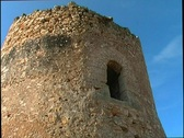 Stock Video Footage of Pirat tower