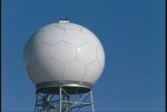 Doppler radar, #4 Stock Footage