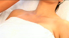 Spa treatment & wellness Stock Footage