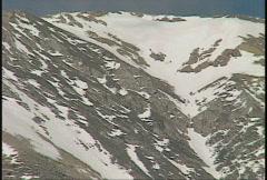 snowy mountains in Kananaskis Country, Alberta, #4 - stock footage