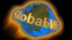 Global Warming Stinger Stock Footage