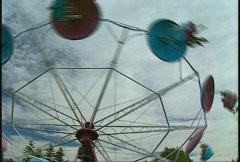 Amusement park #4 Stock Footage