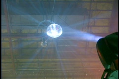 Club Party Disco Intelligent Light Rave Dance Dancing Effect Lasers Laser Beam  - stock footage