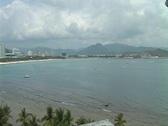 Laguna sea surf Stock Footage