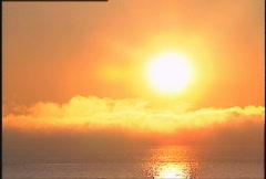 Gulf island sunrise, #11 Stock Footage