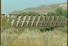 Combi silta - rautatie ja maantie 1920, # 5 Arkistovideo