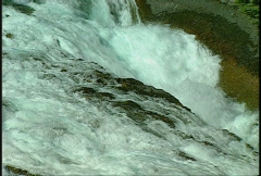 Bow Falls, Banff, #12 Stock Footage