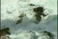 Bow Falls at Banff, #4 Stock Footage