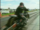 Stock Video Footage of motorsports, drag racing, dragbike launch