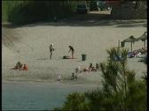 Stock Video Footage of Beach