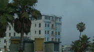Stock Video Footage of Venice Beach Apartment Medium