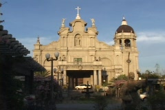 Church in the philippines Stock Footage