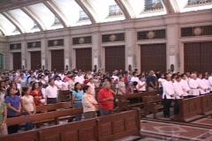 Catholic Church (4) Stock Footage
