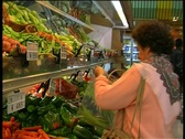 Stock Video Footage of Supermarket